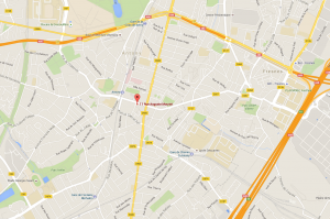 carte google map ElevenCorner